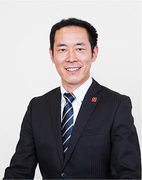 代表取締役 兵藤幸男