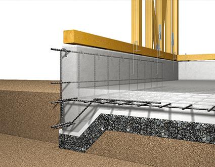 建物と地盤に応じた基礎設計