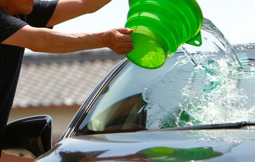 この夏は家にずっといるのであれば      洗車も掃除も暑いけれど      楽しくできたらいいですよね