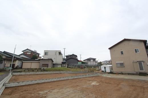 西尾市米津町に自由設計用地新発売!