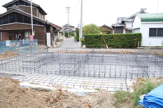 【現場レポ】新しい我が家の始まり Vol.6 ~基礎着工~