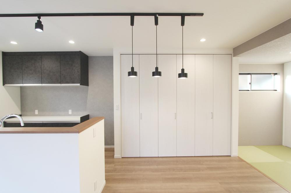 機能性とデザイン性を兼ね備えた家