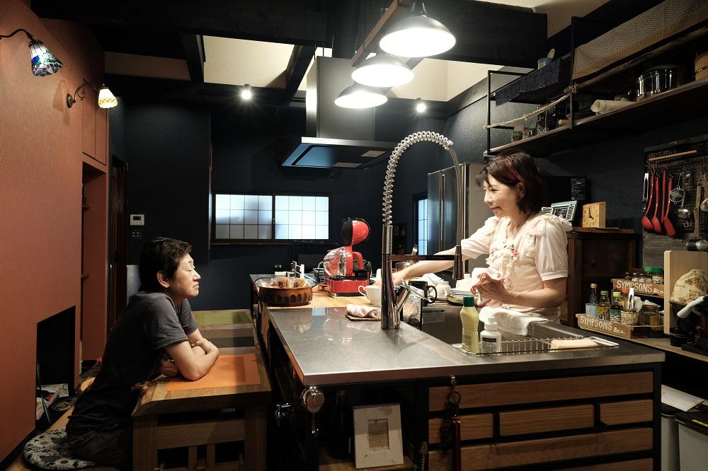 京町家で暮らすこだわり満載リノベーション