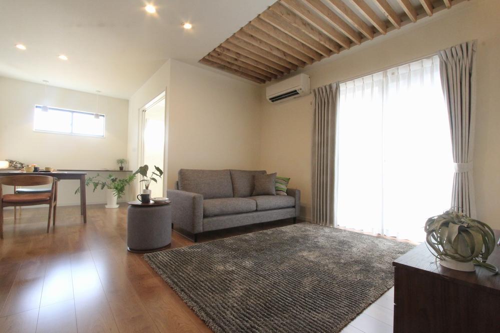 デザイン性と住みやすさを兼ね備えた家