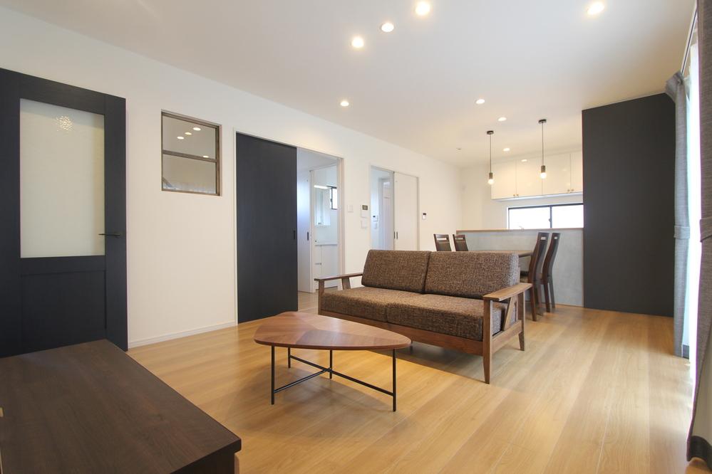 デザイン性と住みやすさを両立させた家