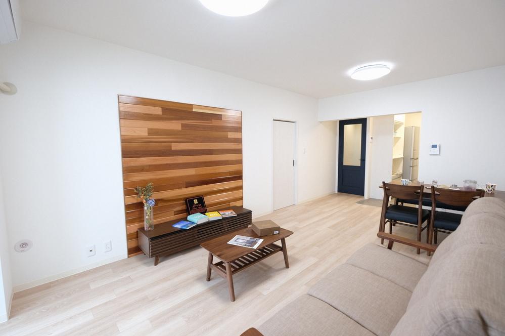 築35年のマンションをリノベーションで今どきスタイルに