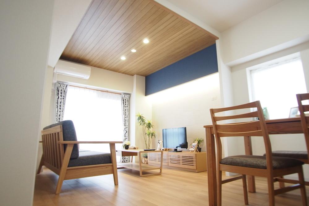フルリノベ済みマンション 適材適所の収納計画