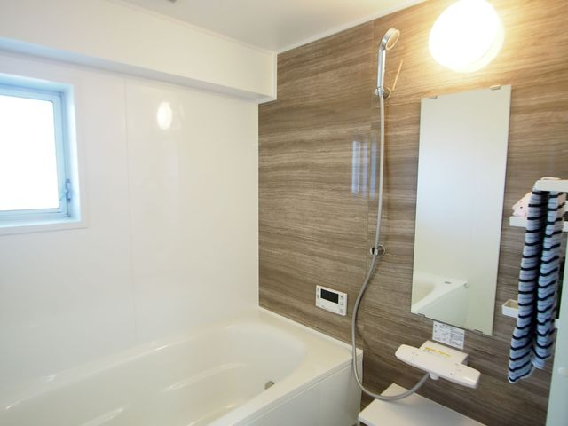 浴室新品入替え