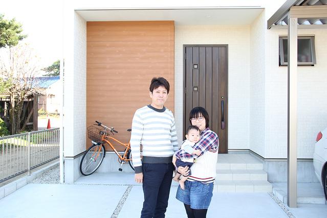 子供がすくすくと元気に育つ家